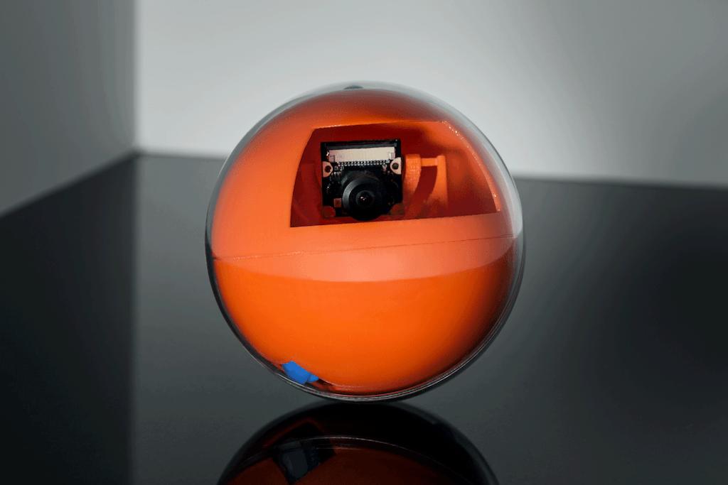 Playdate smartball rendering