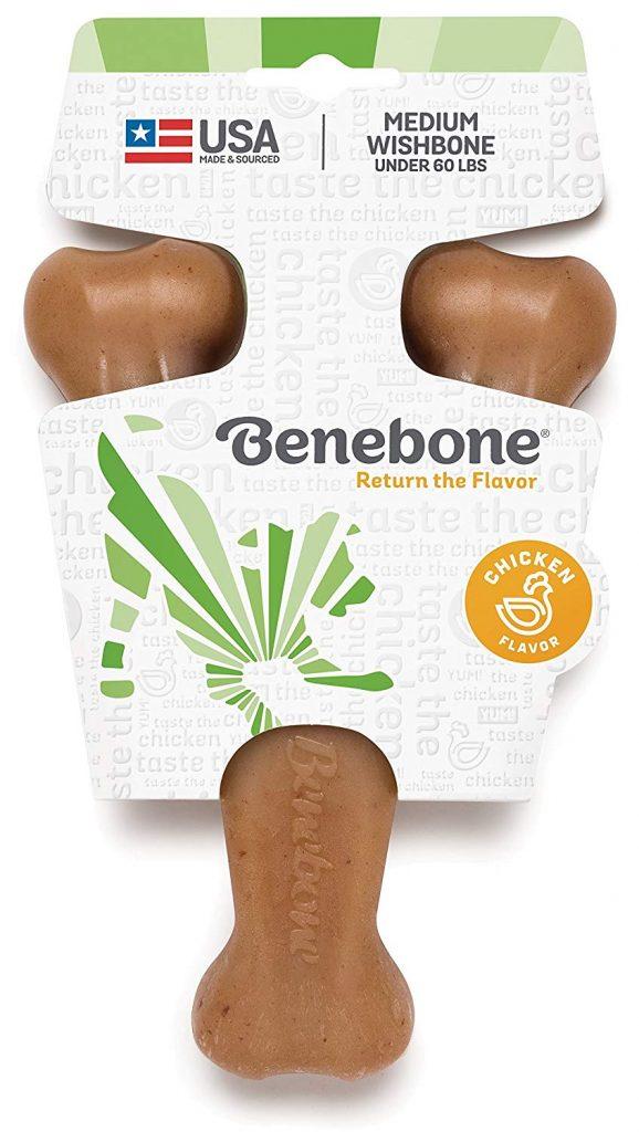 Benebone Rotisserie Chicken Flavored Wishbone