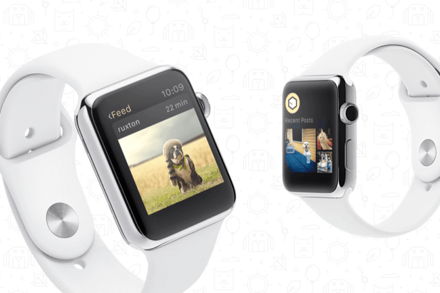 Petcube on The Apple Watch?