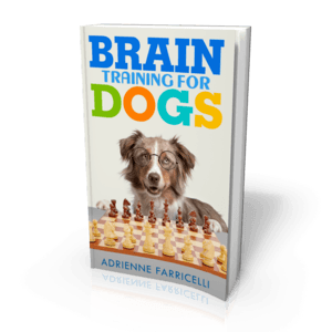 Brain training for dogs book