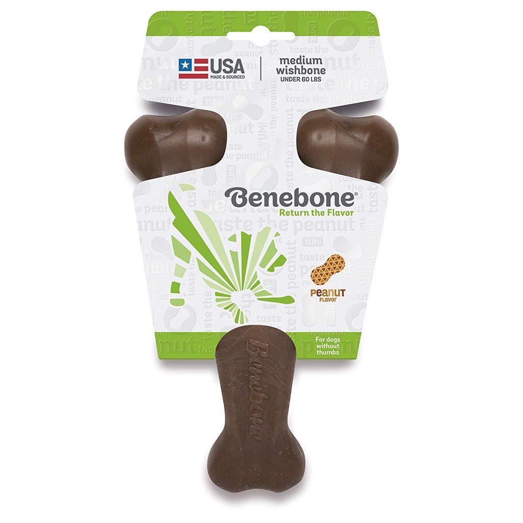 Benebone Peanut Butter Wish Bone