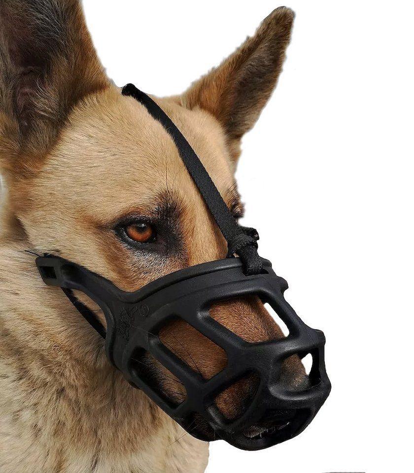 Mayerzon Breathable Basket Muzzles