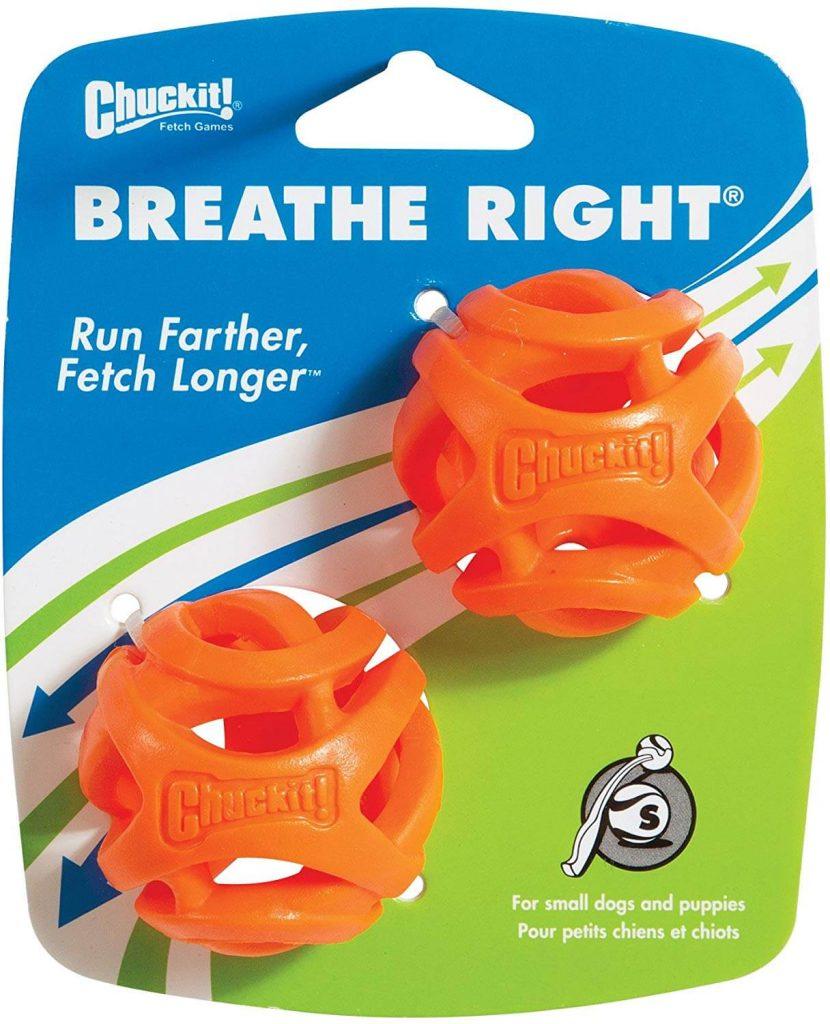 Chuckit Ball Breathe Right Fetch Ball