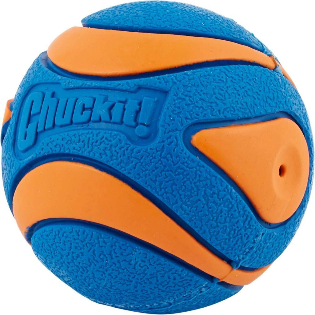 Chuckit Ultra Ball, Durable High Bounce Rubber Dog Ball