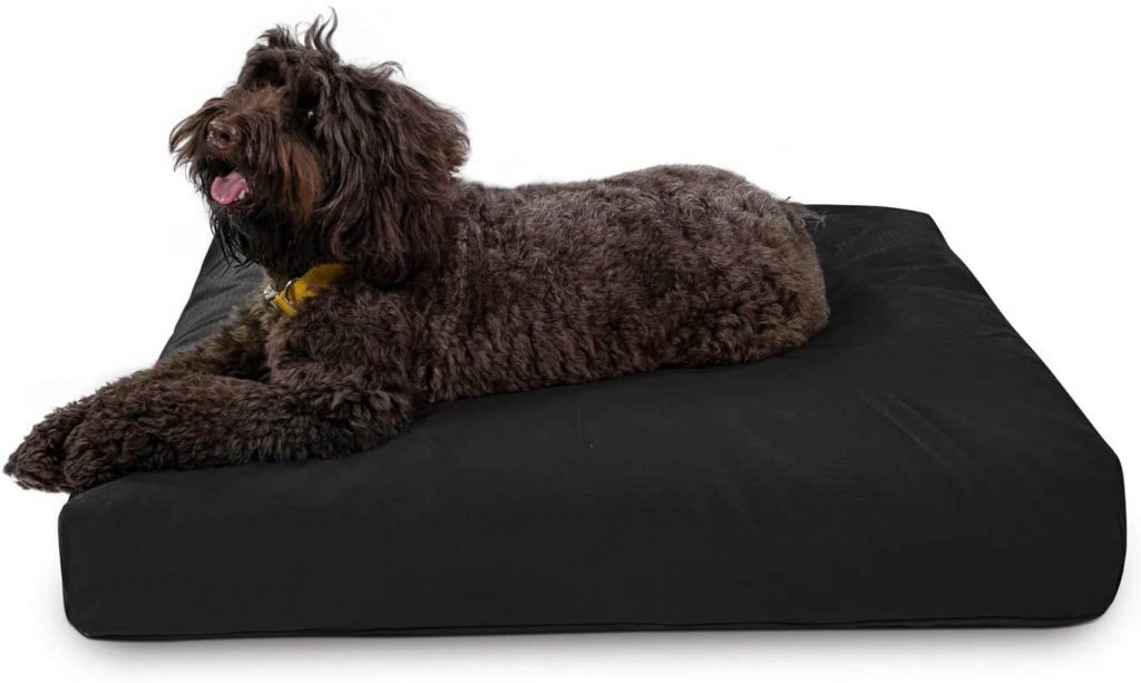 K9 Ballistics Tough Rectangle Dog Bed