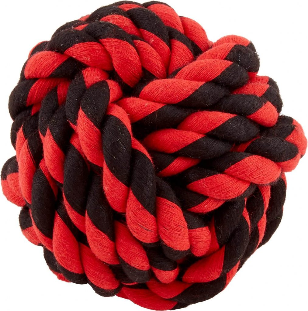 Multipet Nuts for Knots Heavy Duty Rope Dog Toy