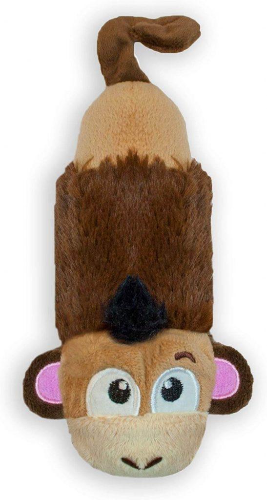 Petstages No-Stuffing Plush Big Squeak Dog Toy