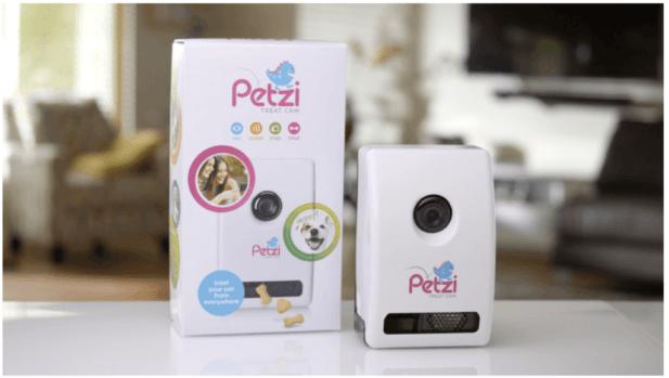 Reviewing The Petzi Treat Cam