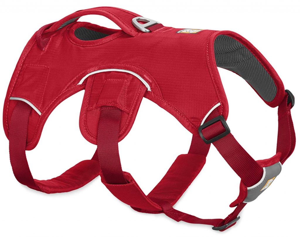 Ruffwear Web Master Pro dog harness