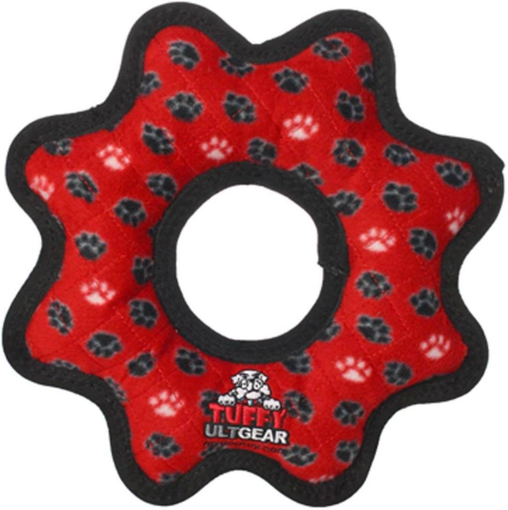 Tuffy's Ultimate Gear Ring Dog Toy