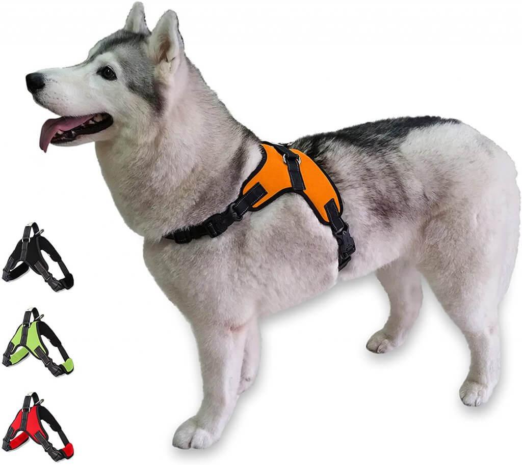 Cozy Meadow Escape Proof Dog Harness