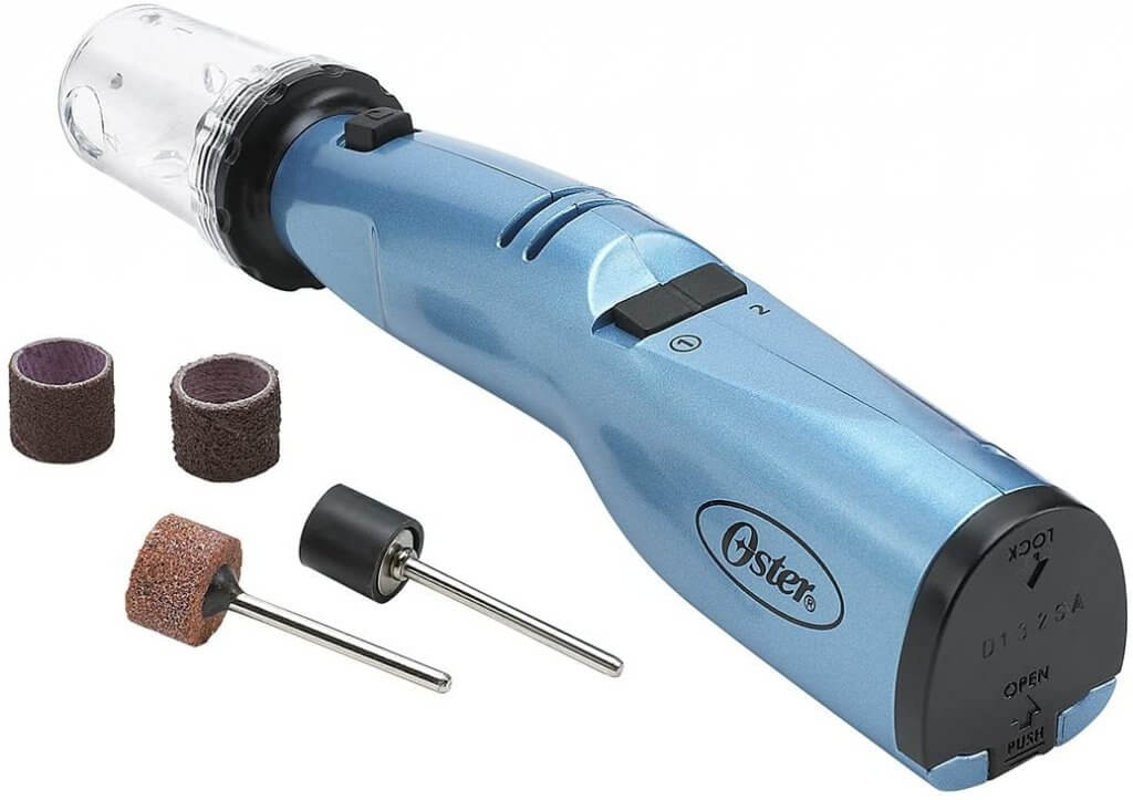 Oster Gentle Paws Dog & Cat Nail Grinder